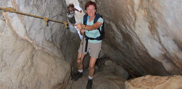 Gorge walk mallorca