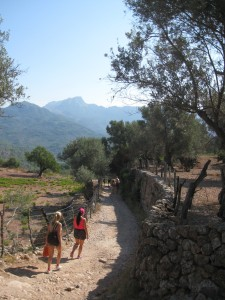 Deia to Soller coastal walk